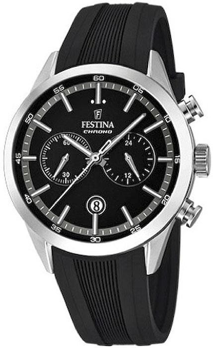 F16890-2 - zegarek męski - duże 3