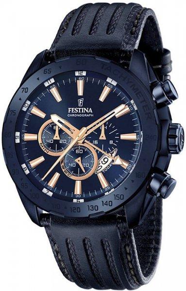 F16898-1 - zegarek męski - duże 3