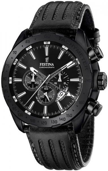 F16902-1 - zegarek męski - duże 3