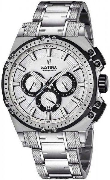 F16968-1 - zegarek męski - duże 3