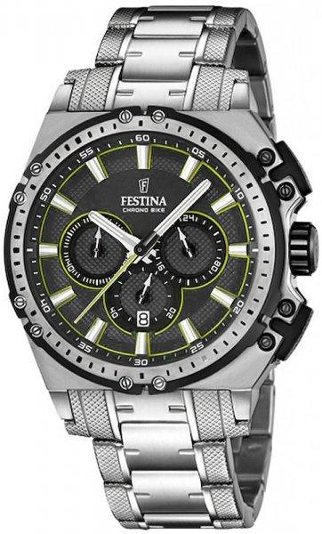 Zegarek Festina F16968-3 - duże 1