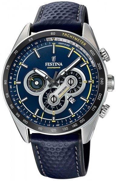 F20202-2 - zegarek męski - duże 3