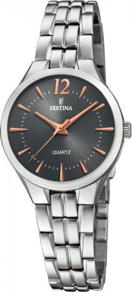 F20216-2 - zegarek damski - duże 3