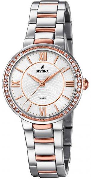 Zegarek Festina F20221-1 - duże 1