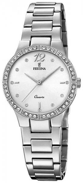 Zegarek damski Festina mademoiselle F20240-1 - duże 1