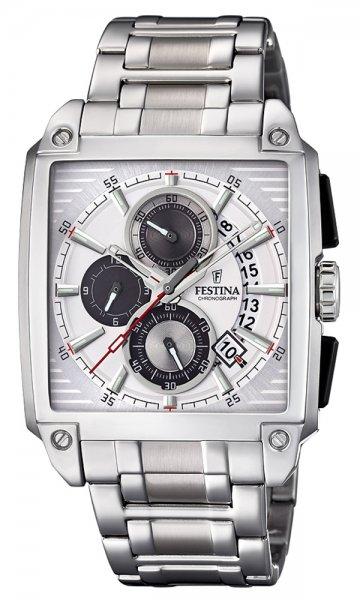 F20264-1 - zegarek męski - duże 3