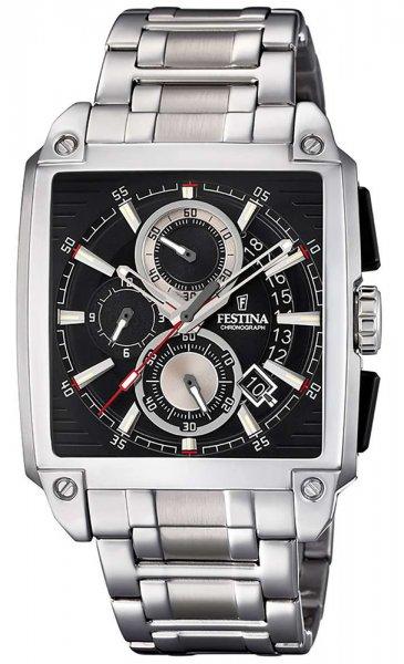 F20264-3 - zegarek męski - duże 3