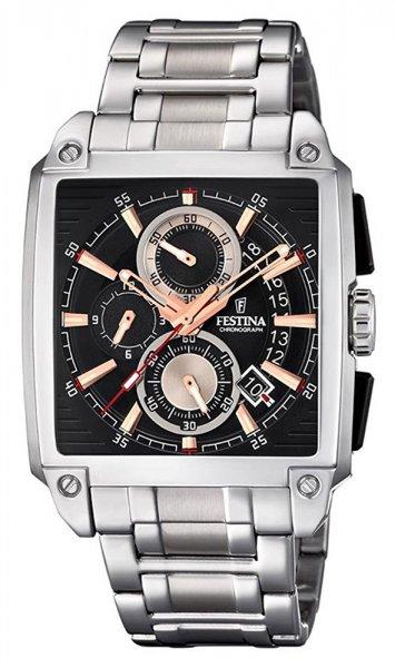 F20264-4 - zegarek męski - duże 3