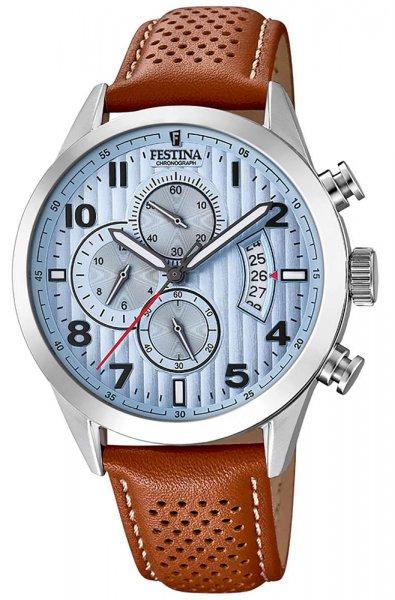 F20271-4 - zegarek męski - duże 3