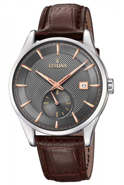 F20277-3 - zegarek męski - duże 3