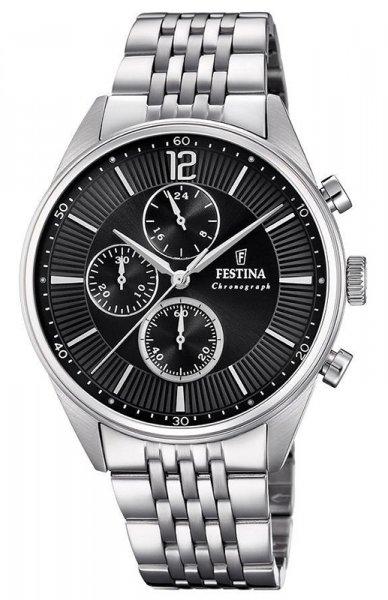 F20285-4 - zegarek męski - duże 3