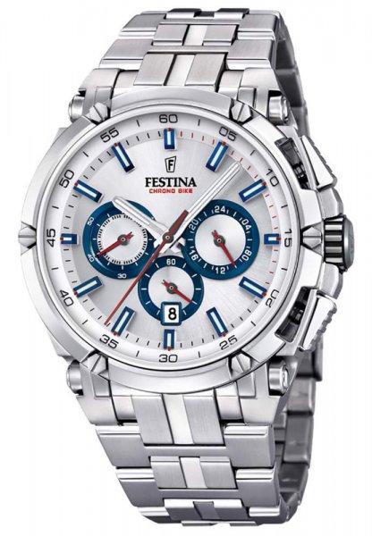 F20327-1 - zegarek męski - duże 3