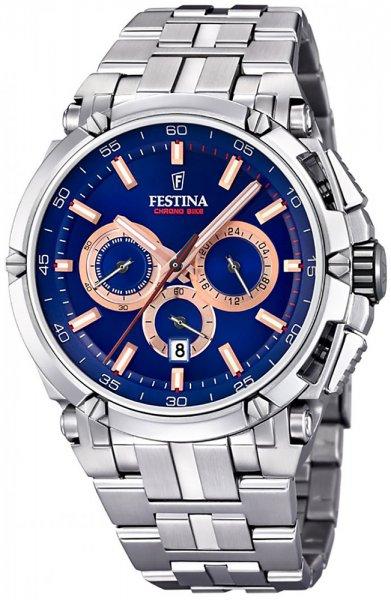 Zegarek Festina F20327-4 - duże 1