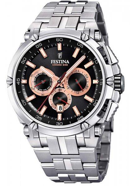 F20327-8 - zegarek męski - duże 3