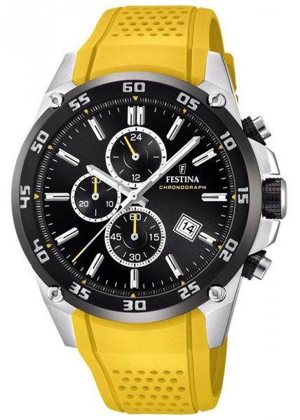 F20330-3 - zegarek męski - duże 3