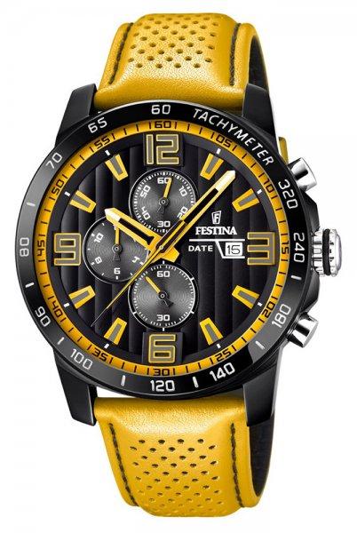 F20339-3 - zegarek męski - duże 3