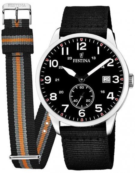 Zegarek Festina F20347-3 - duże 1