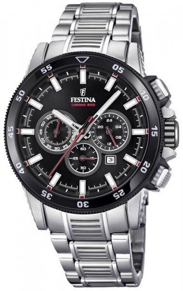 Zegarek Festina F20352-6 - duże 1
