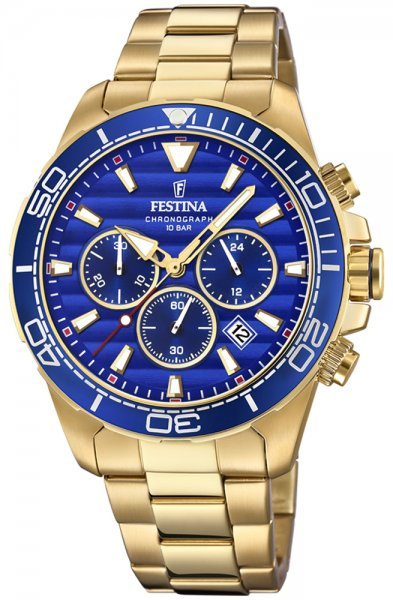 Zegarek Festina F20364-2 - duże 1