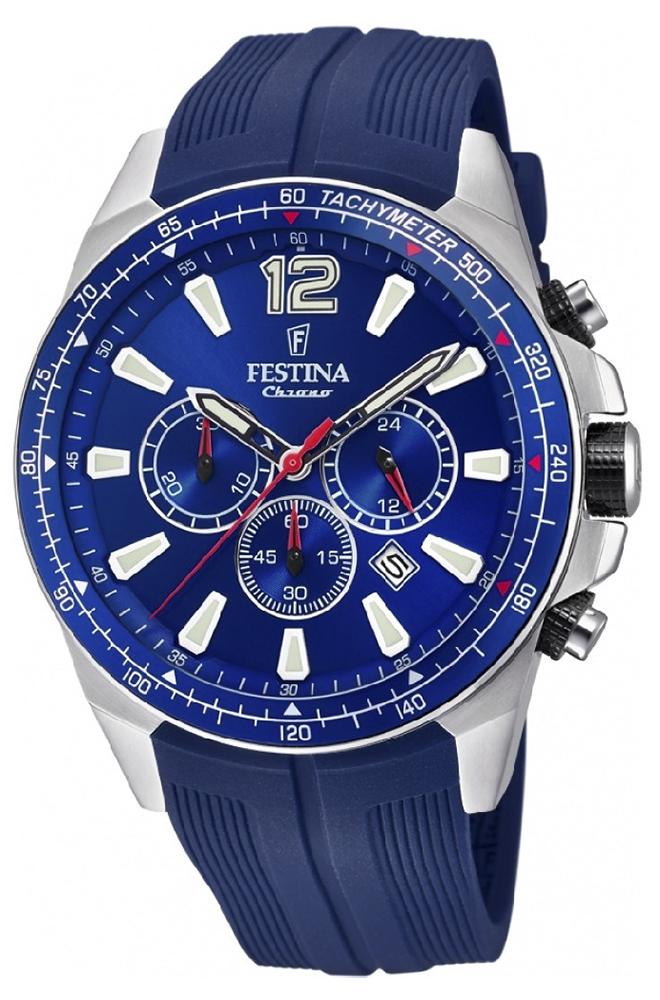 Festina F20376-1 Chronograf The Originals Chronograph