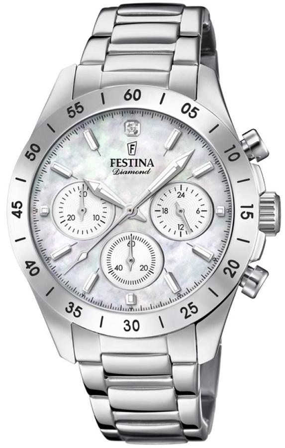 Festina F20397-1 Chronograf Boyfriend Chronograph