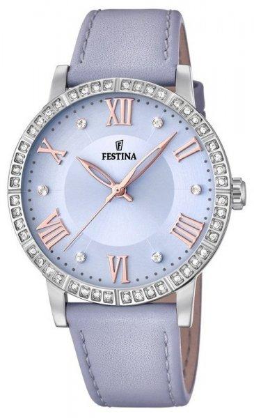 Zegarek Festina F20412-3 - duże 1