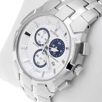 Zegarek męski Festina chronograf F6812-1 - duże 2
