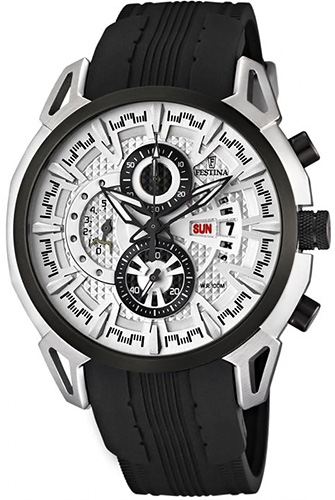 Zegarek męski Festina sport F6820-1 - duże 1