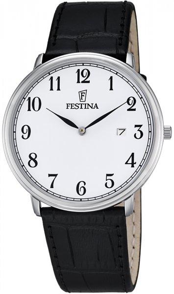 F6839-1 - zegarek męski - duże 3