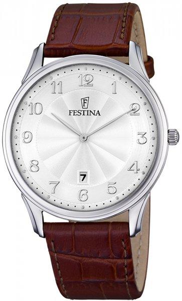 F6851-1 - zegarek męski - duże 3