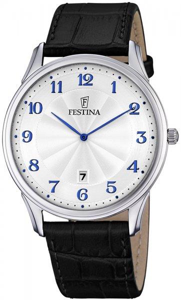 F6851-2 - zegarek męski - duże 3
