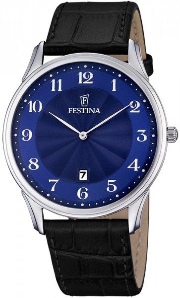F6851-3 - zegarek męski - duże 3