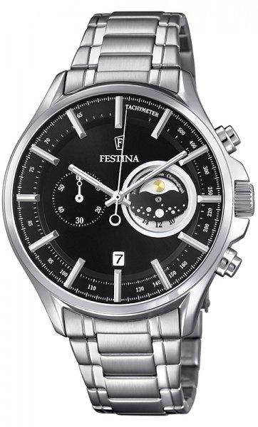 Zegarek Festina F6852-3 - duże 1