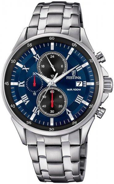Festina F6853-2 Chronograf