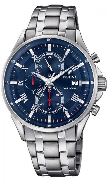 Festina F6853-3 Chronograf