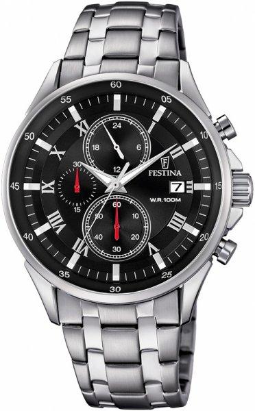 Zegarek Festina F6853-4 - duże 1