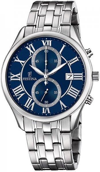 Zegarek Festina F6854-3 - duże 1