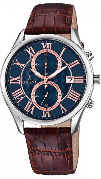 Zegarek Festina F6855-3 - duże 1