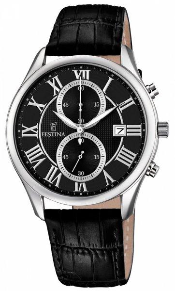 F6855-4 - zegarek męski - duże 3