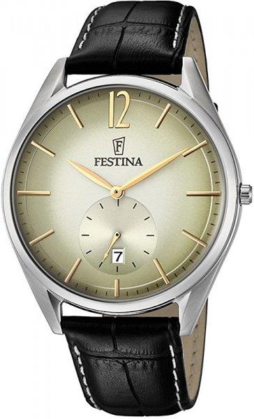 Zegarek Festina F6857-1 - duże 1