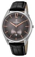 Zegarek męski Festina classic F6857-6 - duże 1