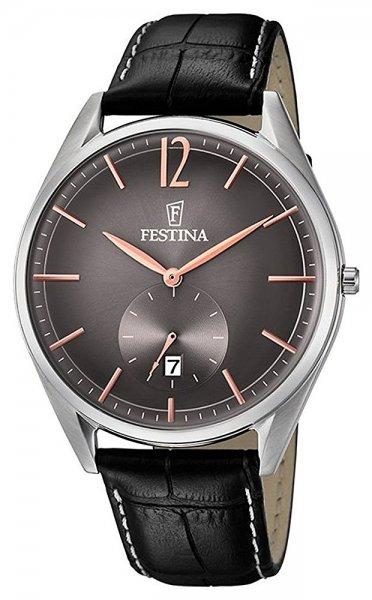 Zegarek Festina F6857-6 - duże 1