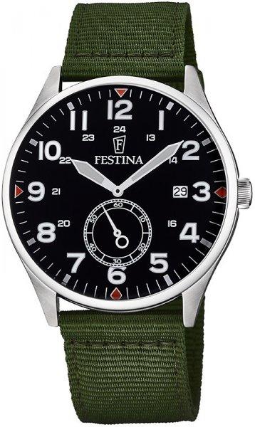 F6859-1 - zegarek męski - duże 3