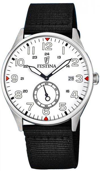 F6859-2 - zegarek męski - duże 3