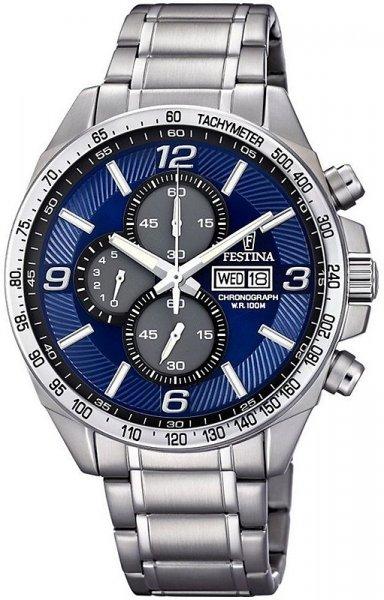 F6861-3 - zegarek męski - duże 3