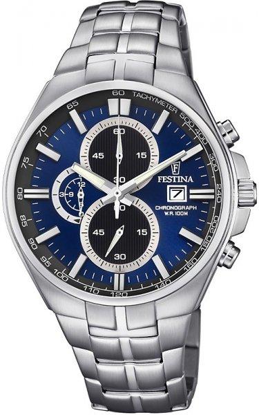 F6862-3 - zegarek męski - duże 3