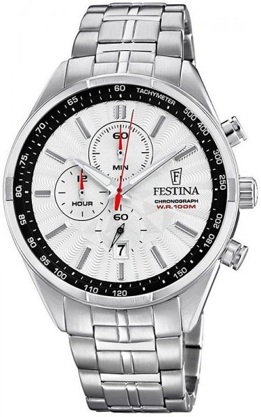 F6863-2 - zegarek męski - duże 3