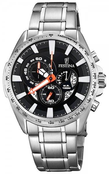Zegarek Festina F6864-4 - duże 1