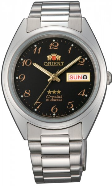 Zegarek Orient FAB00003B9 - duże 1