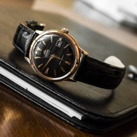 Zegarek męski Orient classic automatic FAC00001B0 - duże 2